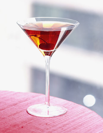 Manhattan cocktail recipe | Serbian CookBook