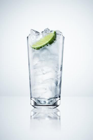 how to make vodka and tonic