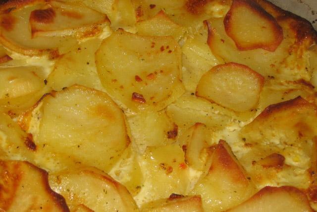 Pekarski krompir (Baker's potato)
