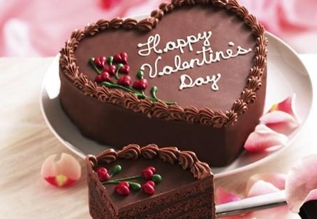 Chocolate kiss Cake