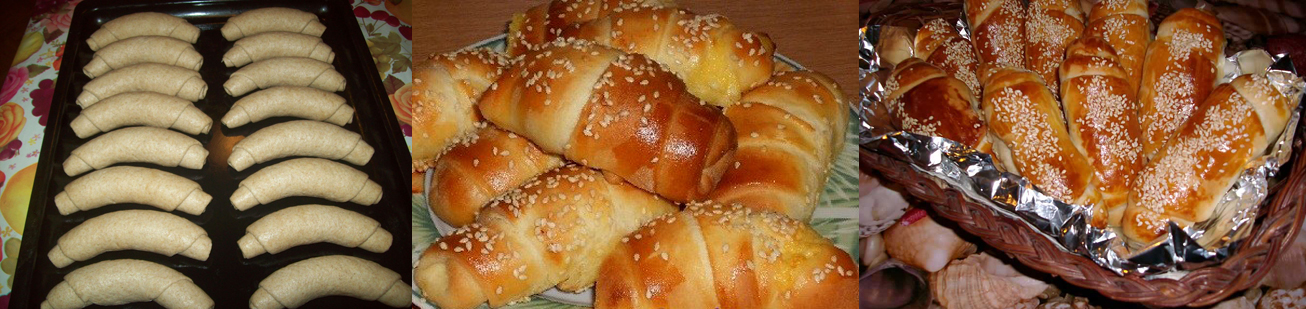 Domestic baker rolls