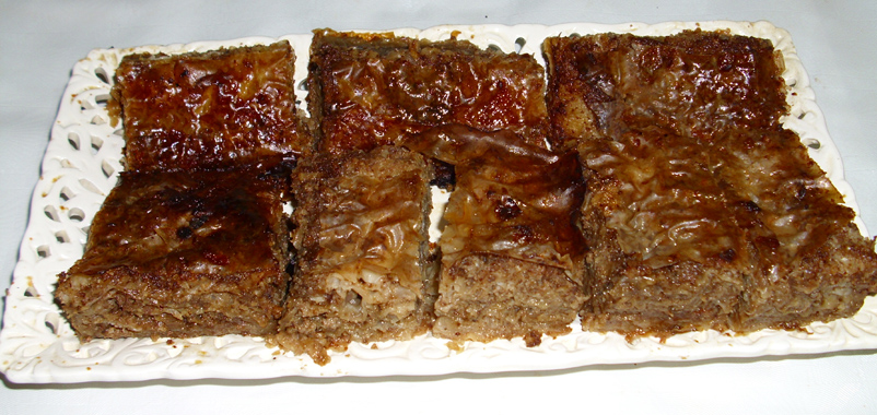 Grandmother's baklawa1