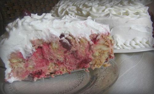 Quick Summer cake