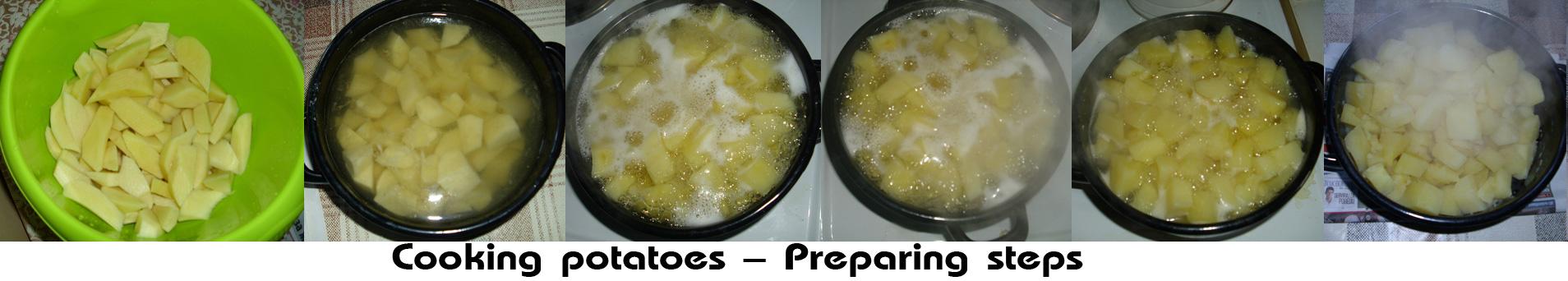 Rinfleisch - Cooking potatoes