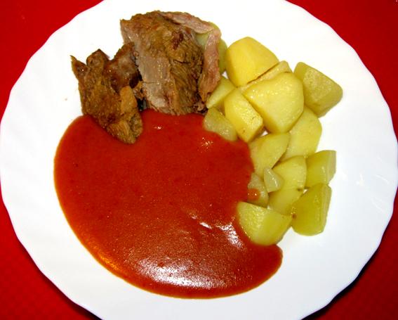 Rinflaish - Sundays village people lunch (Rinflajš - nedeljni seoski ručak)