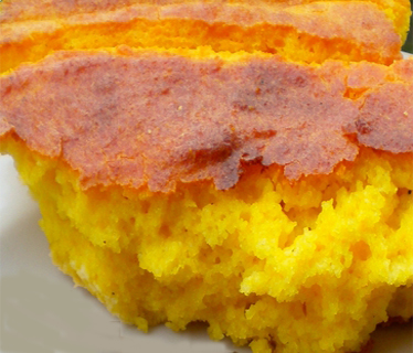 The Serbian corn bread (Corn dodger) - (Srpska proja)