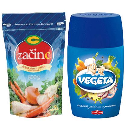 Spice C + Vegeta