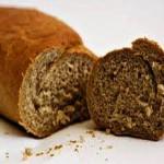 Homemade Black Bread