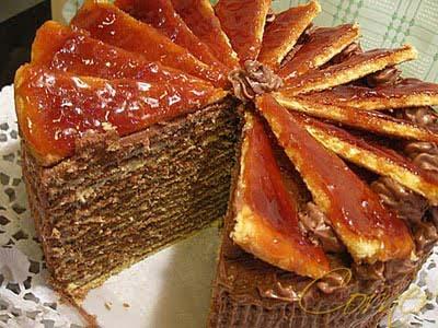 Dobos Cake Recipe