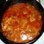 Domestic Cooked Fresh Cabbage (Slatki kupus)