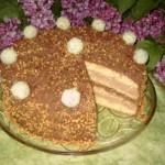 Fine Hazelnut Cake
