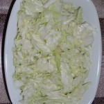 Fresh Cabbage Salad