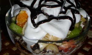 The Fresh Fruits Cup – Salad