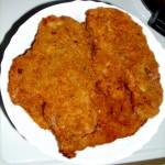 Fried Breaded Chicken Breast Steaks