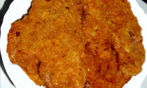 Fried Breaded Chicken Breast Steaks