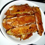 Fried Breaded Zucchini