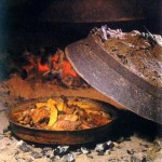 Gročanski sač – Pig in an Iron Pan Covered with Ember