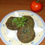 Spinach Patties