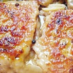 Pork Chops with Cheese