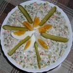 Russian Salad (Ruska salata)