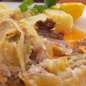 Sour Cabbage Rolls (Sarma)
