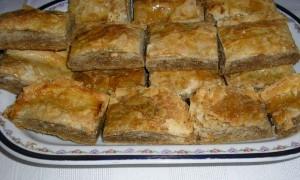 Sweet Chesnitsa from Vojvodina (Vojvođanska slatka česnica)