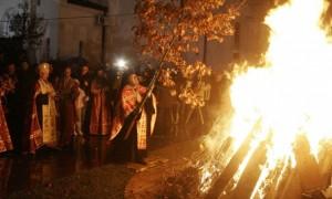 Christmas Celebration in Serbia 2012